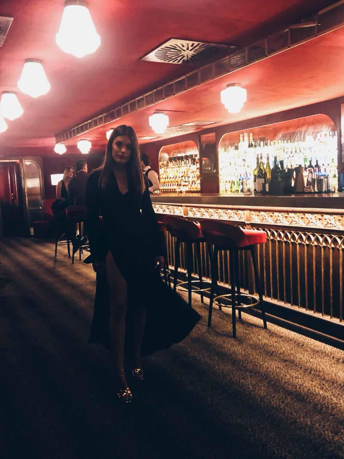20181009_ Dulceida_videoclip Café Quijano